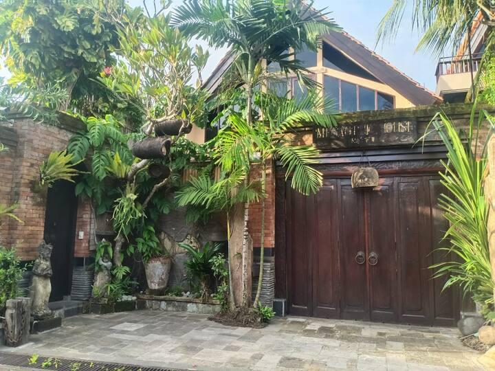 2 BR Private Villa near GWK Jimbaran