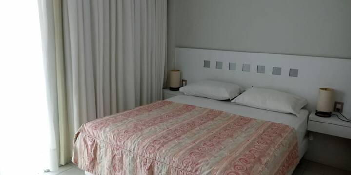 Flat em Ponta negra, bem localizado e confortável