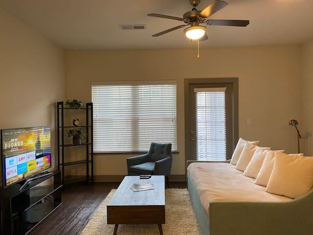 Spacious & cozy West Nashville ADA accessible apt!
