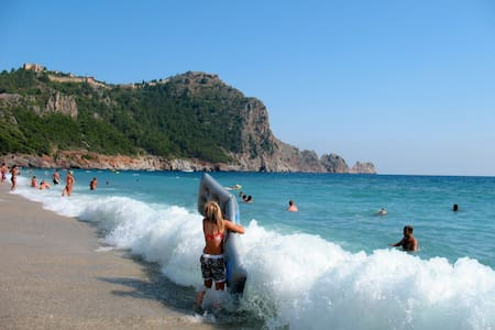 Just 30 meters from the beach - Alanya