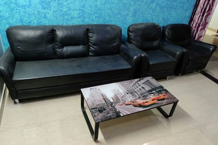 Ak's-6  3Bhk Furnished Apartment Peaceful Location