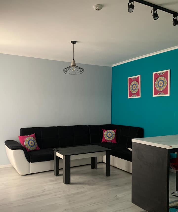 J&K luxury appartment with parking place