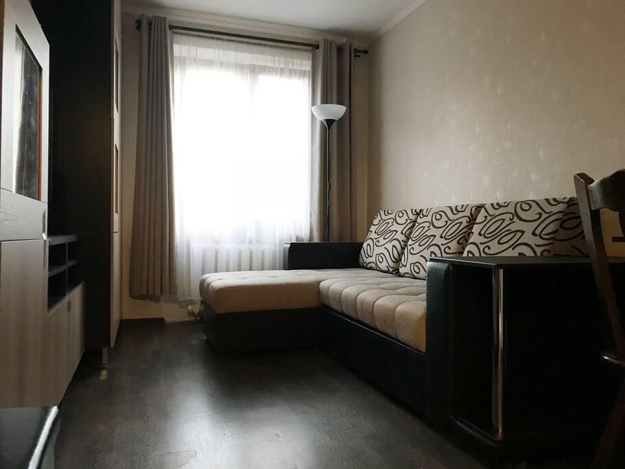 Комната для гостей. Guest room.
