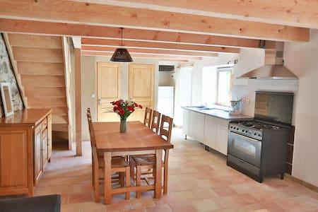 Gîte équestre sur propriété agricole - Le Henson - Rieussec - Natur-Lodge