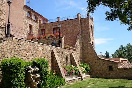 Casa rústica en núcleo medieval de Castell d'Aro - Castell-Platja d'Aro