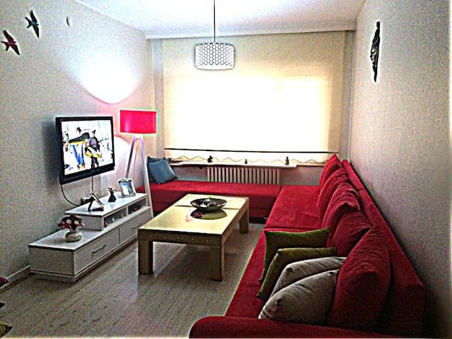 son derece konfor ve güvenlik eşsiz seyahat - Ankara - Apartament