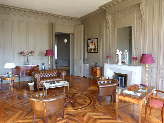 Private room in a typical Private Mansion (18°c)