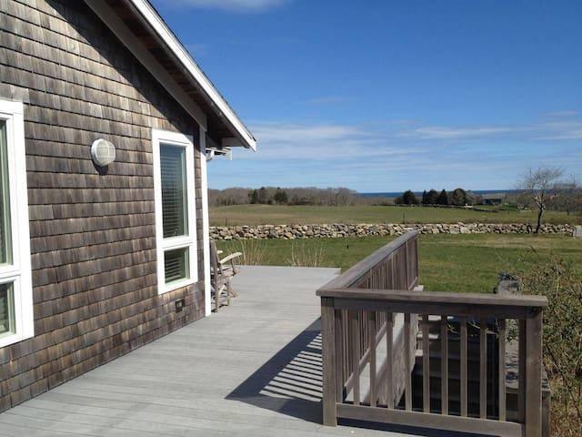 Ocean/Farm view, Ideally located
