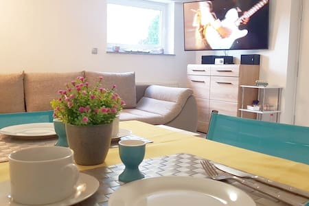 Nice apartment for up to 4 people,WiFi,24h checkin