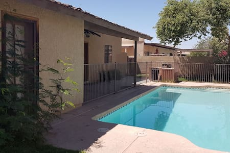 Arizona Sunshine Manor in the heart of Yuma