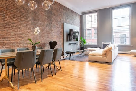 Designer $10M Luxury Home in Prime SoHo !