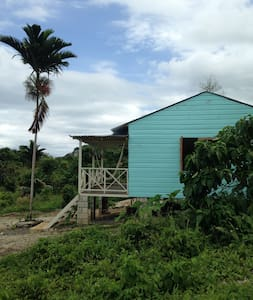 The Likkle Nature Queen Beach Cottage - Boston Bay - Casa