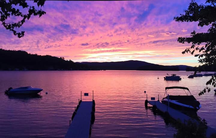 Newfound Lake Vacation Rental
