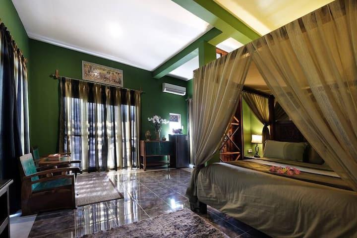 Hotel Villa Buah ( Superior Room 1 )