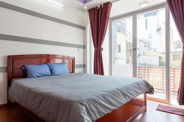 Cozy Studio Apartment - Near Ben Thanh Market