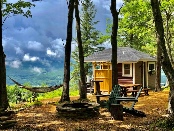 Mahican Cabin - A Private Nature's Reserve For 2