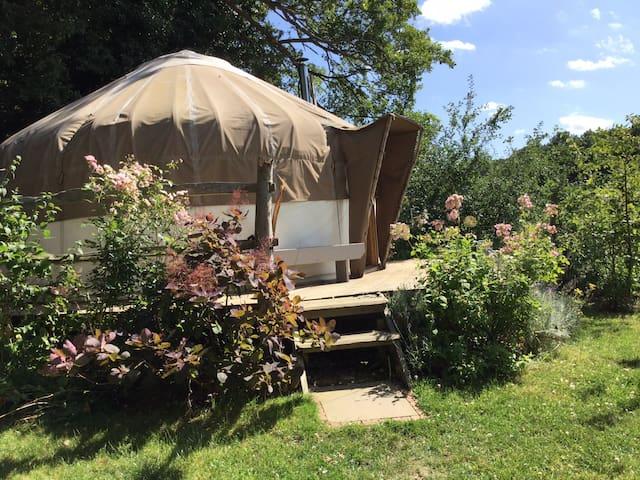 Cottage Garden Yurt