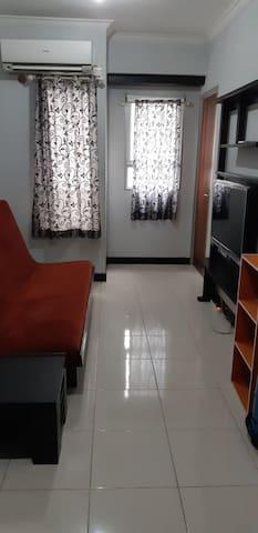 Apartemen Puncak Kertajaya Surabaya 2Br