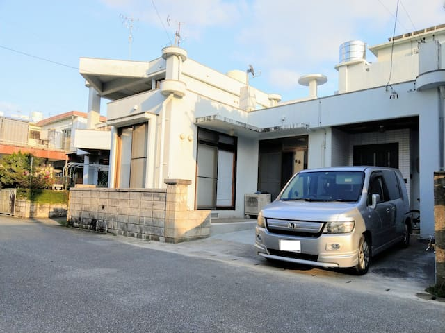 Tiger House near the sea♪One house reserved.