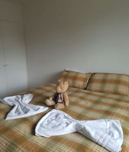 Cosy double room 25 min from London - Walton-on-Thames