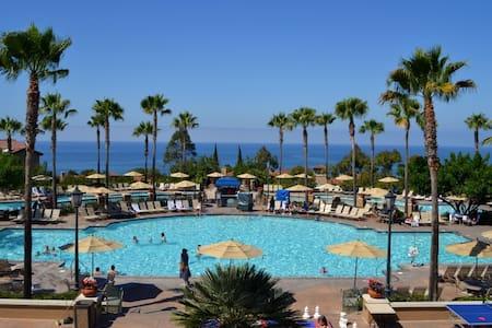 Marriott Newport Coast Villa week of Aug 25th - Newport Beach - Paruh waktu