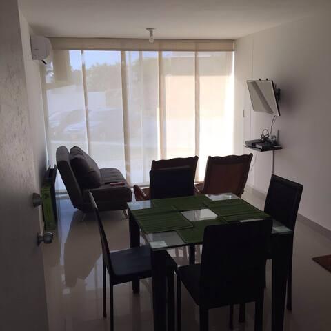 Apartamento Amoblado en Pradomar - Puerto colombia - Apartment