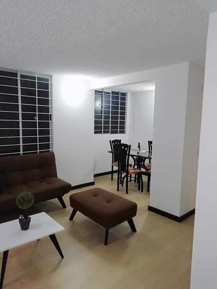 Hermoso apartamento Ambiente Familiar