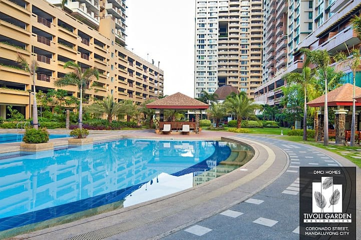 Home away from Home in the Heart of Metro Manila - Mandaluyong - Condominium