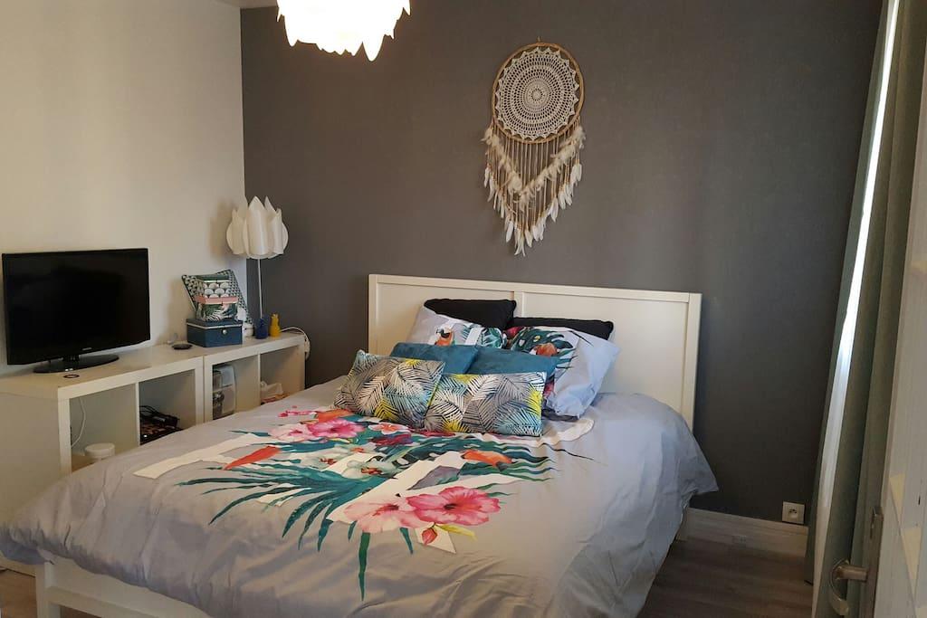 chambre n°1 - lit 2 places