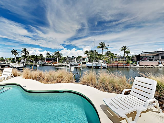 New Listing! Canalfront Home w/ Pool, Near Beach