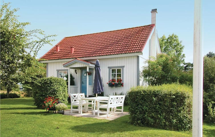 Holiday cottage with 1 bedroom on 75m² in Eskilstuna