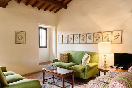 Borgo Lucignanello #Amedeo - Apartment