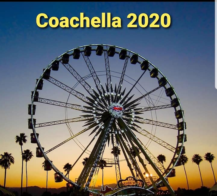 Coachella Weekend Two 3Bedroom 4nts 3nts Free