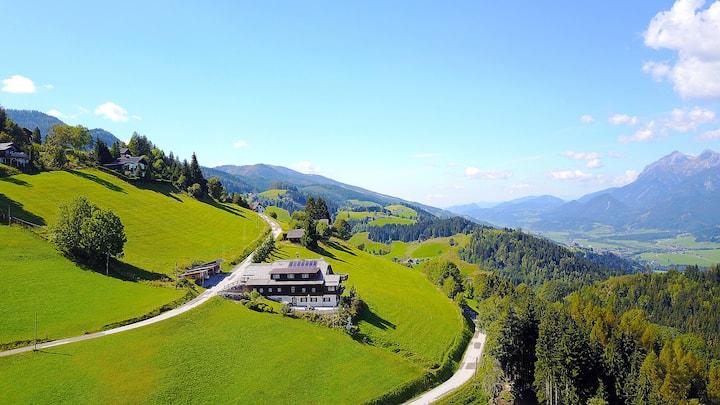 Appartement Bergjuwel - Sonnenalm Mountain Lodge