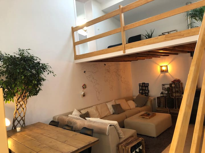 Cosy apt in the center of Verviers (20min to Spa)