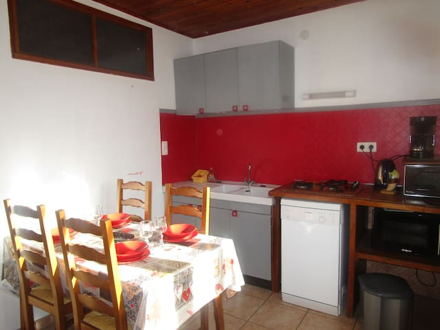 Cosi appartement au coeur du village
