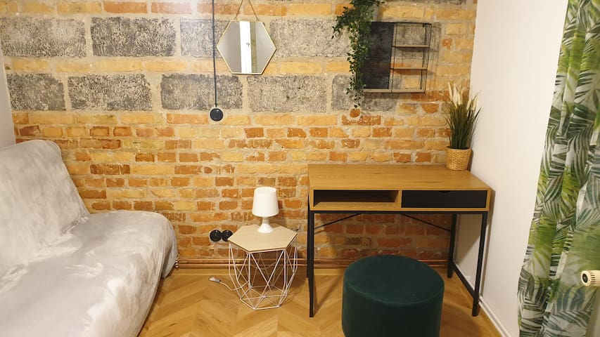 Cosy room close to the centre of Poznan
