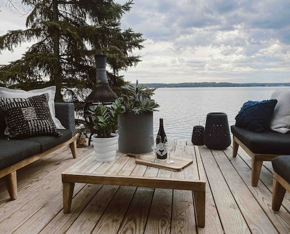 Cayuga House - A Private Cottage on Cayuga Lake