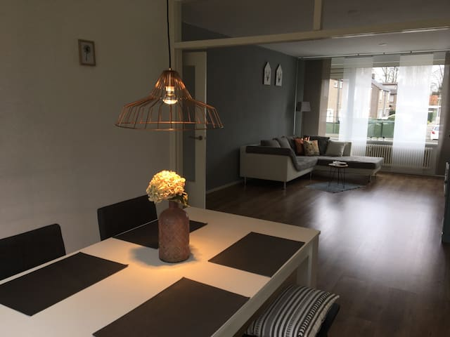 Net appartement met vrij parkeren - Maastricht - Apartment