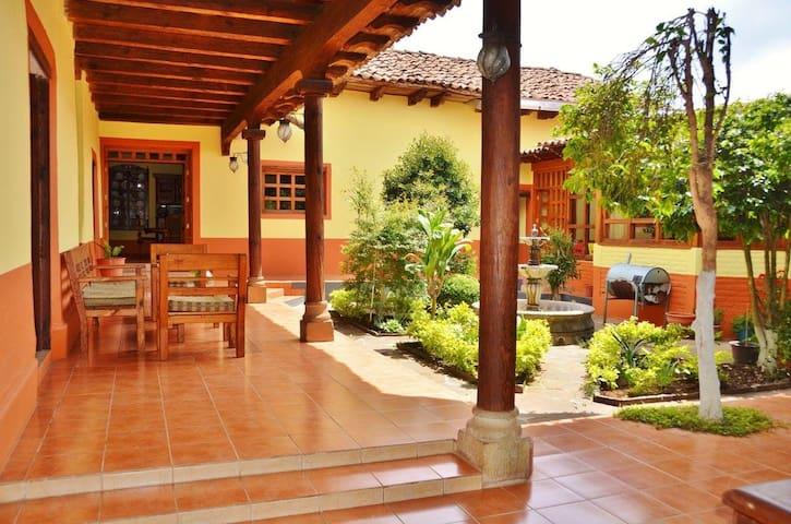 La joya de Mazamitla, Finca histórica - Mazamitla - Huis