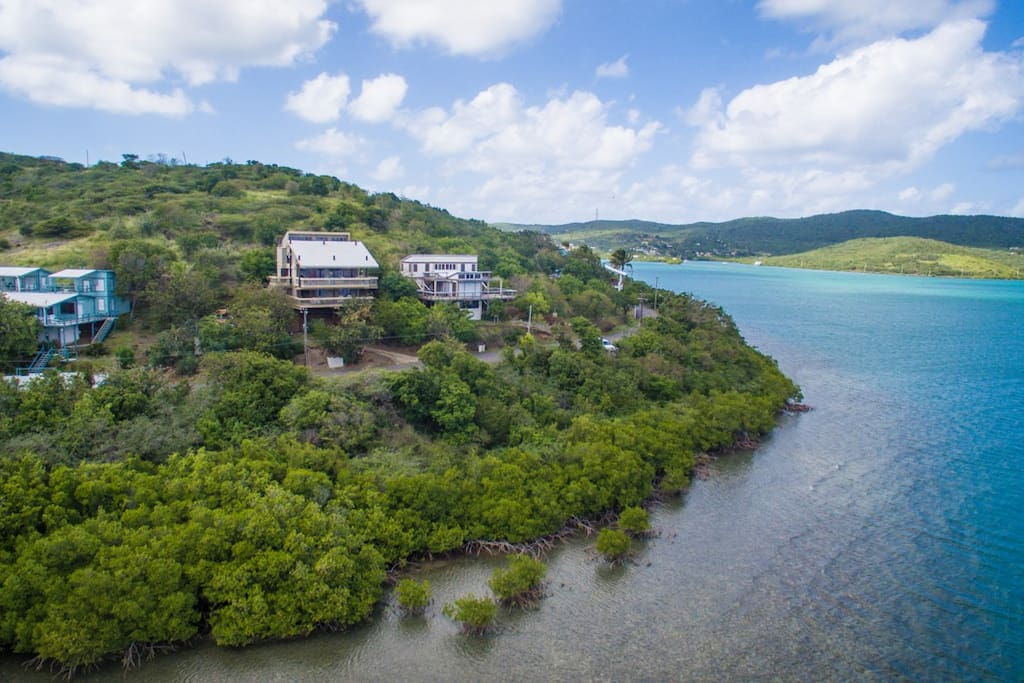 Breathtaking Views of Ensenada Bay, Culebra