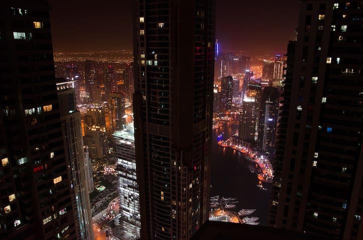 Live on 66th Floor! In Dubai Marina! 2000+Reviews!
