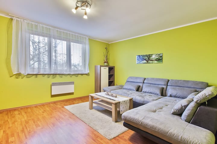 Pohodlné bývanie , ubytovanie Moyzeska ,Apartman 2