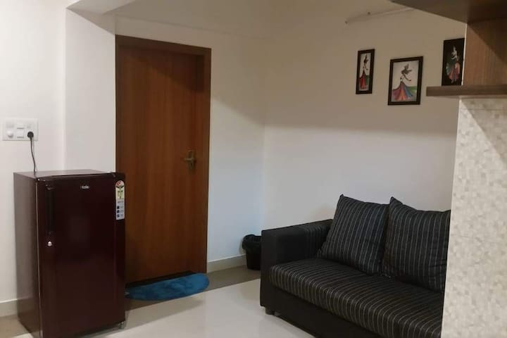 2BHK at an excelent location HRBR Layout 202