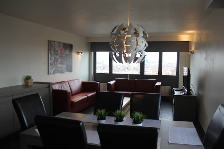 Beautiful and luxurious apartment for 1 - 6 guests - Antwerpen - Lejlighed