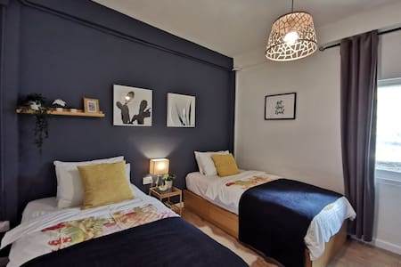 ★Private Cozy Room A★minute away from BTS/Siam/MBK