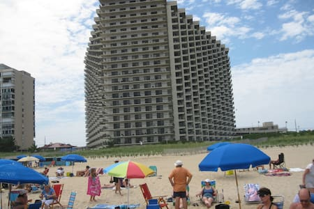 Sea Watch oceanfront, for family or large groups - Ocean City
