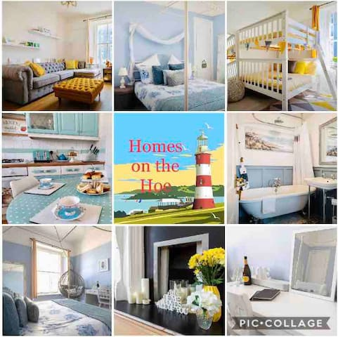 Homes on the Hoe: Your Home away from Home