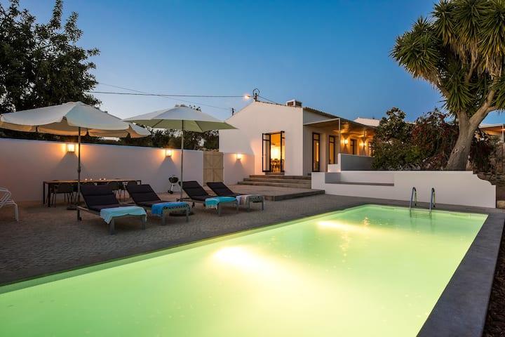 Private Pool house 4p, Boliqueime Algarve