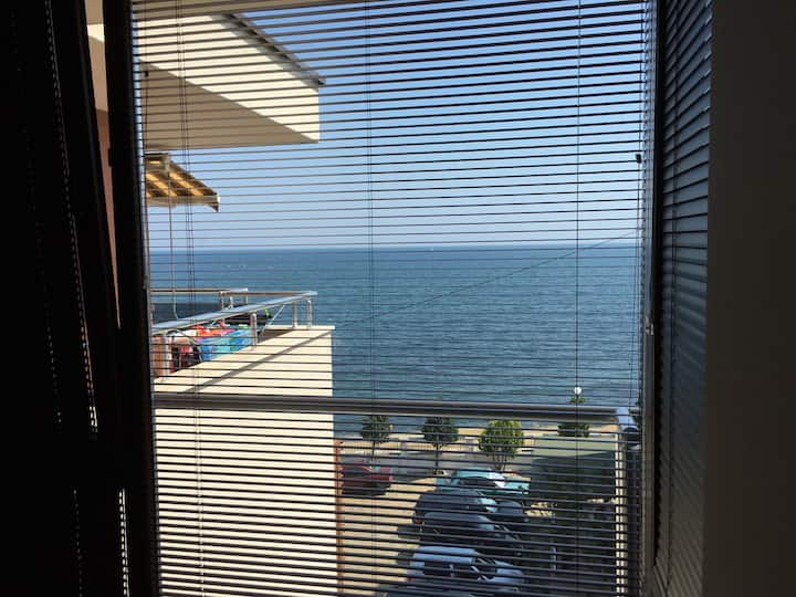 Sea view new apartment in Ravda